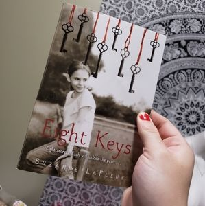 🍁 Eight keys book